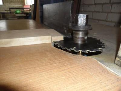 Как сделать шип ручным фрезером