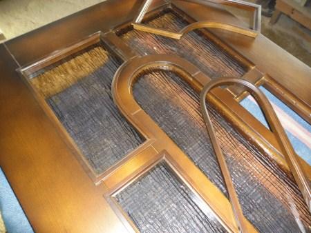 Раскладки ручным фрезером
