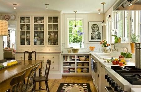 буфет шкаф на кухне