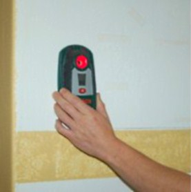 индикатор проводки в стене