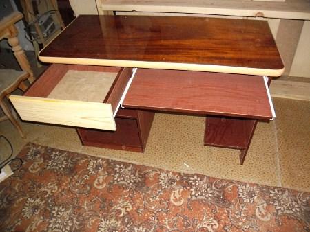 ящики стола