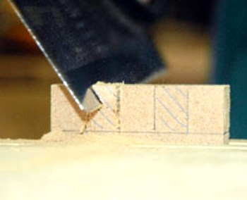 Как сделать ласточкин хвост своими руками
