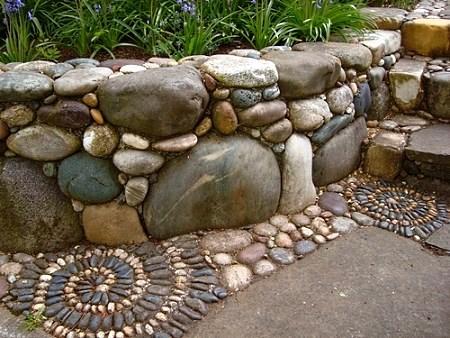 узоры из камня