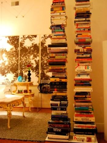 книги в доме