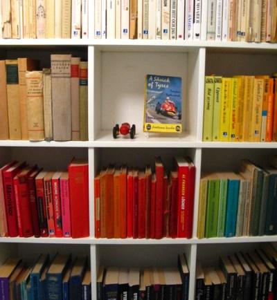 книги в квартире