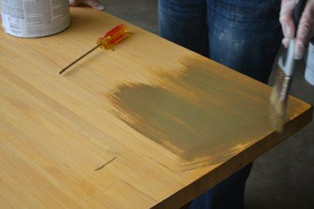 Обновить стол