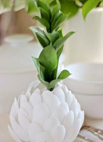 Экзотическая ваза