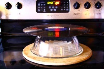 Нагреваем в духовке