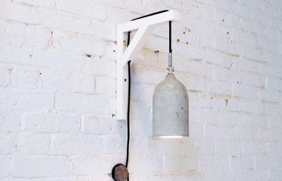 Сделать светильник