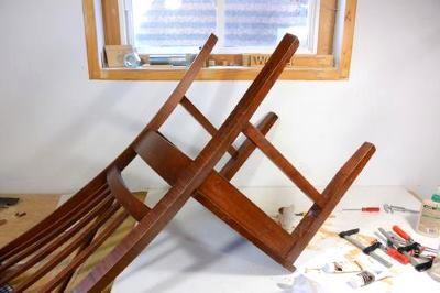 Сделай сам ремонт стула