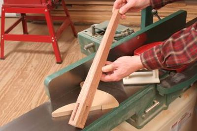 Как сделать ножки стола