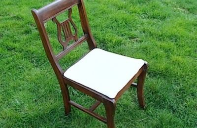 Старые стулья