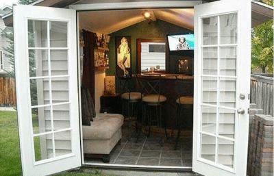 Личный кабинет в гараже