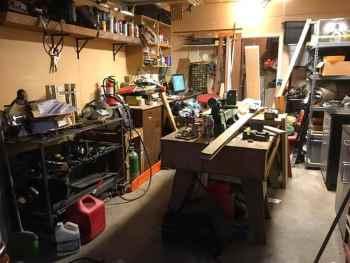 Оборудовать мастерскую