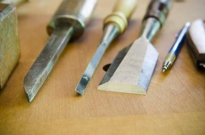 Ножи по дереву