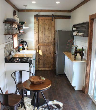 Кухня и ванная