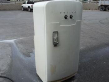 Металлический корпус холодильника