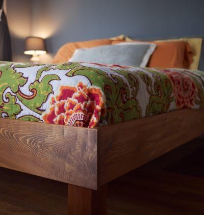 Сделать кровать