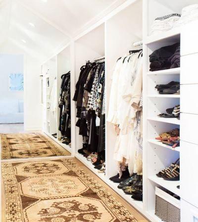 Обустроить гардероб
