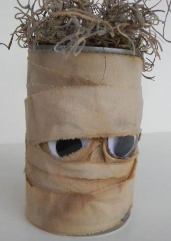 Волосы из травы