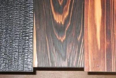 Разные текстуры древесины