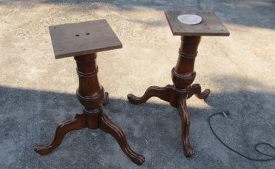 Опоры стола