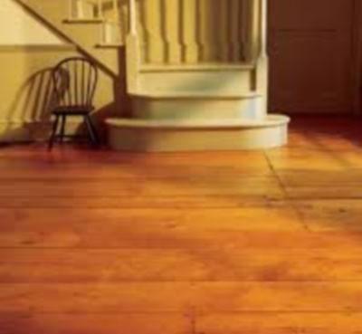 Ремонтируем деревянные полы своими руками