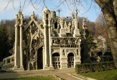Самодельный замок