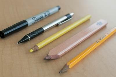 Столярные карандаши