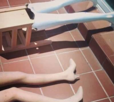 Ноги от манекена